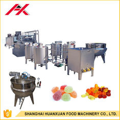 380v 43kw Effective Candy Making Equipment For Ball Lollipop Making Line
