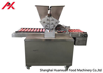 Full Automatic Cookie Depositor Machine 1600*900*1300mm Stainless Steel Body