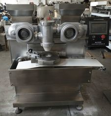 1.9 Kw Automatic Encrusting Machine 20-300g Weight Range Stainless Steel Material